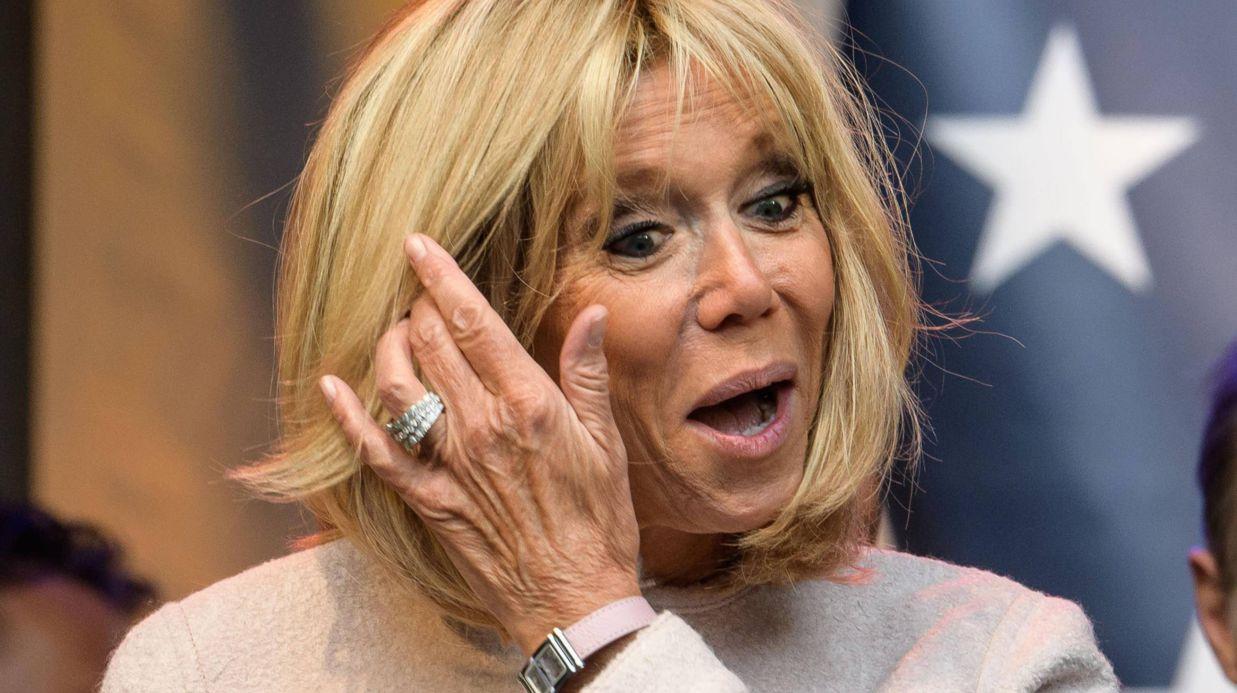 Les femmes matures comme Brigitte Macron savent y faire